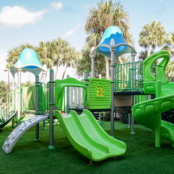 commercial kids playground design