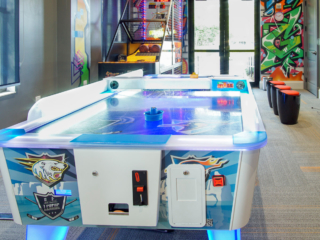 commercial teens game room