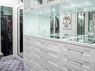 high end custom cabinetry