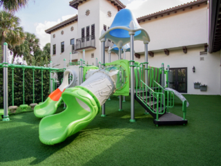 kids playground the oaks clubhouse